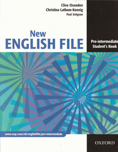New English File by Paul Seligson 0194384330 US ED