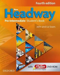 Headway Pre Intermediate 4 ED by Liz Soars 0194769666 US ED