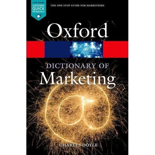 A Dictionary of Marketing 4 ED by Charles Doyle 0198736428 US ED