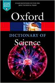 A Dictionary of Science 7 ED by Jonathan Law 0198738374 US ED