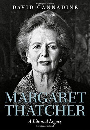 Margaret Thatcher 1 ED by David Cannadine 0198795009 US ED