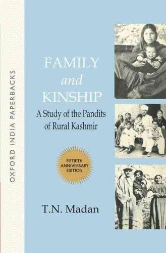A Family and Kinship 50 ED by T N Madan 0199465436