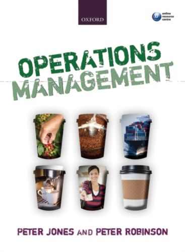 Operations Management 1 ED by Peter Robinson 0199593582 US ED