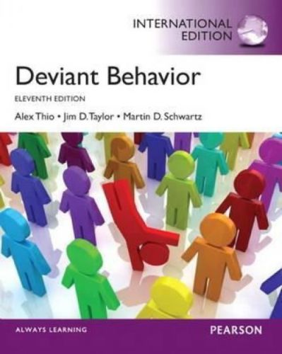 Deviant Behavior (11 ED) Taylor