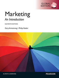 Marketing An Introduction (11 ED) Armstrong