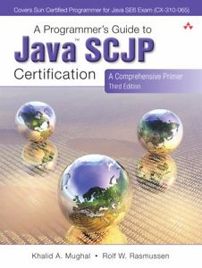 A Programmer's Guide to Java SCJP Certification (3 ED)