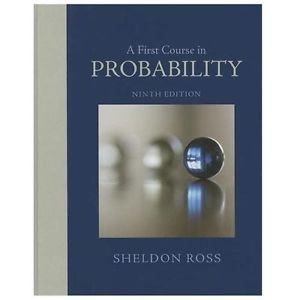 A First Course in Probability (9 ED)