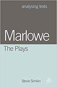 Marlowe 2001 ED by Stevie Simkin 0333922417