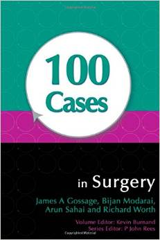 100 Cases in Surgery (1 ED) Worth