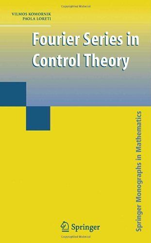 Fourier Series in Control Theory 2005 ED by Vilmos Komornik 0387223835 US ED