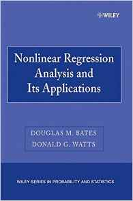 Nonlinear Regression Analysis and Its Applications 1 ED by Douglas M Bates 0470139005