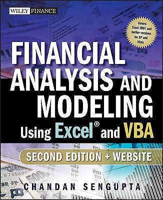 A Financial Analysis and Modeling Using Excel and VB (2 ED)