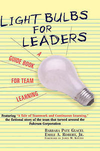 Light Bulbs for Leaders: A Guide Book for Team Learning (1 ED) Robert