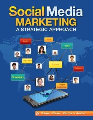 Social Media Marketing (1 ED) Barker
