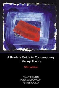 A Reader's Guide to Contemporary Literary Theory (5 ED) IE 0582894107