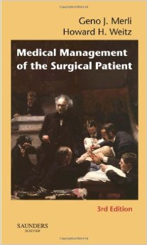 Medical Management of the Surgical Patient (3 ED) Meril