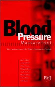 Recommendations on Blood Press Measurement (3 ED) Littler