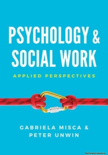 Psychology and Social Work 1 ED by Gabriela Misca 0745696317 US ED