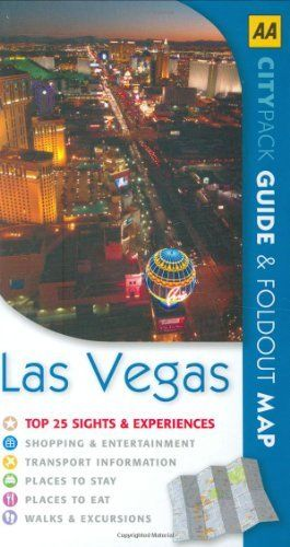 Las Vegas by AA Publishing 0749554908