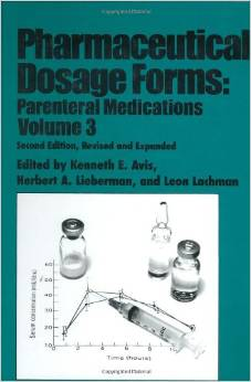 Pharmaceutical Dosage Forms: Parenteral Medications (2 ED) (Vol 3) Avis