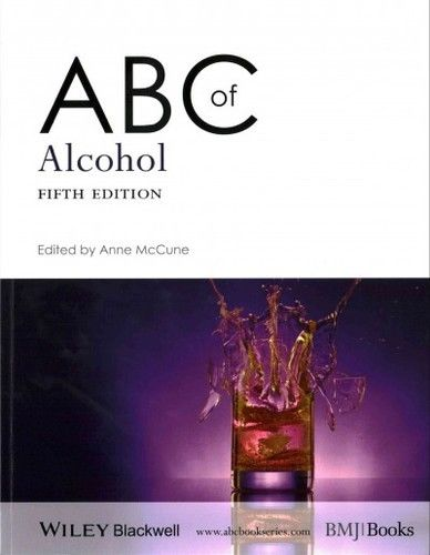 ABC of Alcohol  5 ED by Anne McCune 111854479X US ED