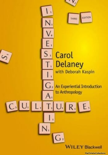 Investigating Culture 3 ED by Deborah Kaspin 1118868625 US ED