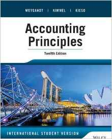 Accounting Principles 12 ED by Jerry J Weygandt 1118959744 EM