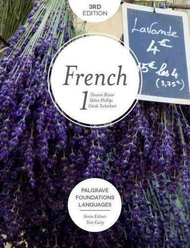 Foundations French 3 ED Part 1 by Dounia Bissar 1137579196 US ED