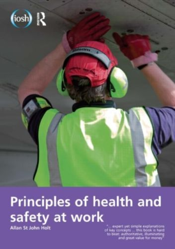 Principles of Health and Safety at Work 8 ED by Jim Allen 1138855154 US ED