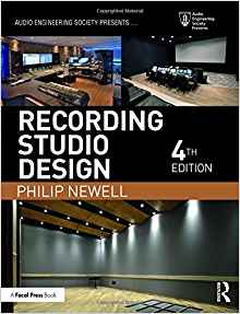 Recording Studio Design 4 ED by Philip Newell 1138936073 US ED