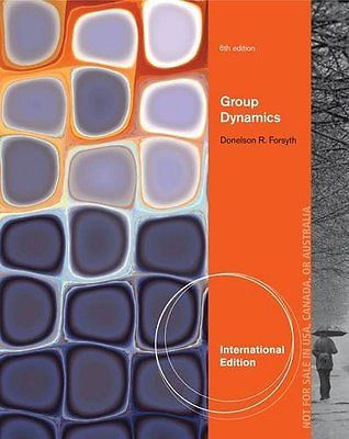Group Dynamics (6 ED) Forsyth