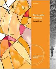 Personality Theories 9 ED by Barbara Engler 1285088867 EM