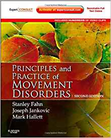 Principles and Practice of Movement Disorders 2 ED by Stanley Fahn 1437723691 US ED