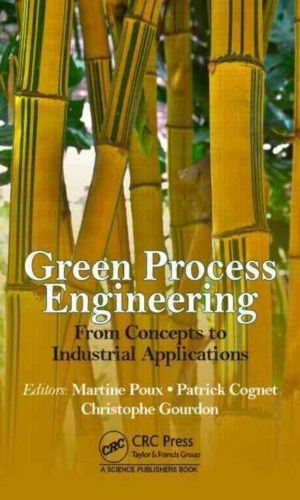 Green Process Engineering by Martine Poux 1482208172 US ED