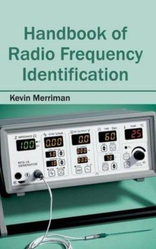 Handbook of Radio Frequency Identification by Kevin Merriman 1632402866 US ED