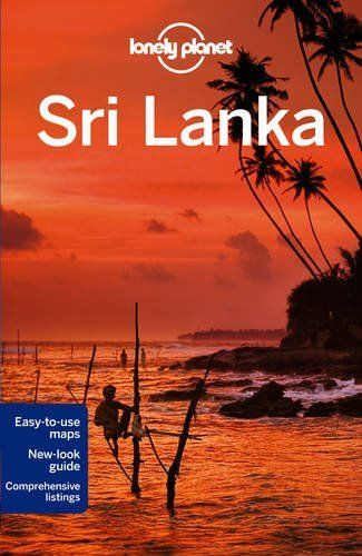 Lonely Planet Sri Lanka 13 ED by Iain Stewart 1742208029