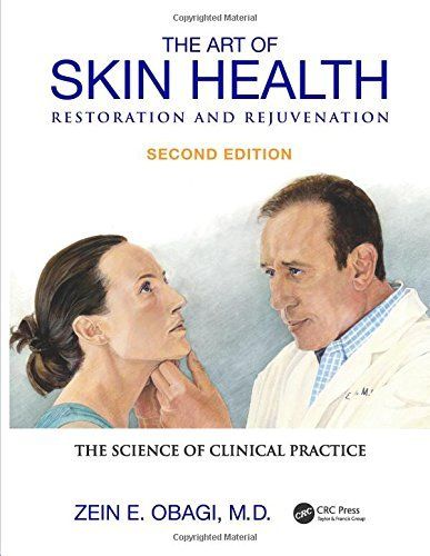 The Art of Skin Health Restoration and Rejuvenation 2 ED by Zein E Obagi 1842145967 US ED