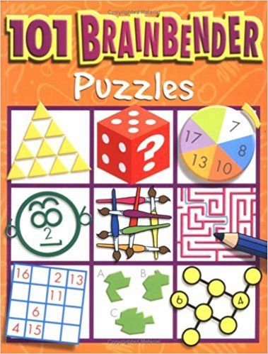 101 Brainbender Puzzles by That Top 1845100190