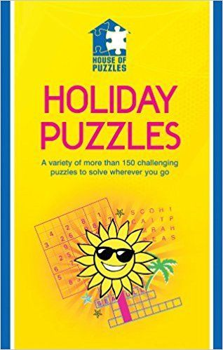 Holiday Puzzles by House of Puzzles 1847328334