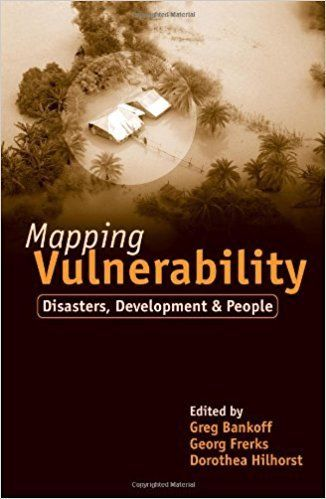 Mapping Vulnerability by Greg Bankoff 1853839639