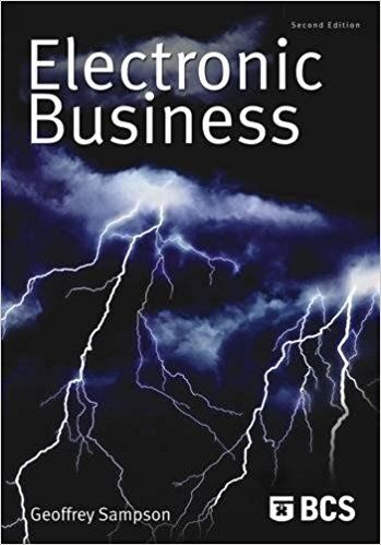 Electronic Business by Geoffrey Sampson 1902505891