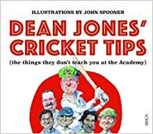 Dean Jones Cricket Tips by Dean Jones 1911344099