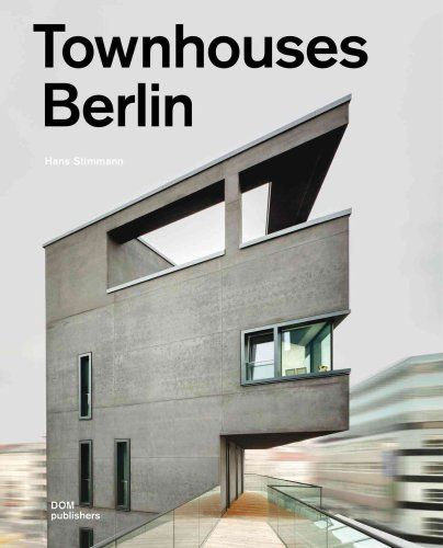 Townhouses Berlin by Hans Stimmann 3869220309 US ED