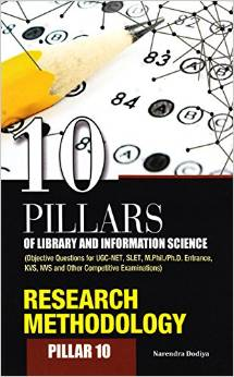 10 Pillars of Library and Information Science Pillar 10 Research Methodology 8170007739 US ED