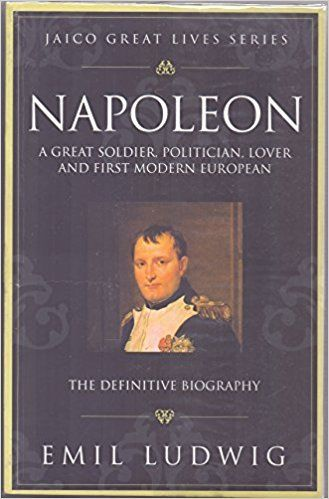 Napoleon by Emil Ludwig 8172242794