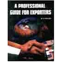 A Professional Guide for Exporters by S K Saluja 8172247699