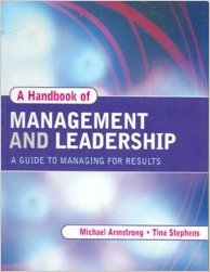 A Handbook of Management and Leadership by Tina Stephens 8175544031