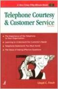 50 Minute Telephone Courtesy and Customer Service 3 ED 8176497207