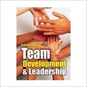 Team Development and Leadership by Rathan B Reddy 8179924181