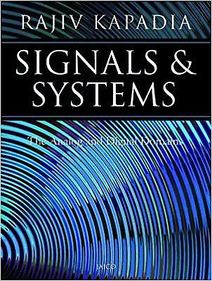 Signals and Systems by Rajiv J Kapadia 8179929892